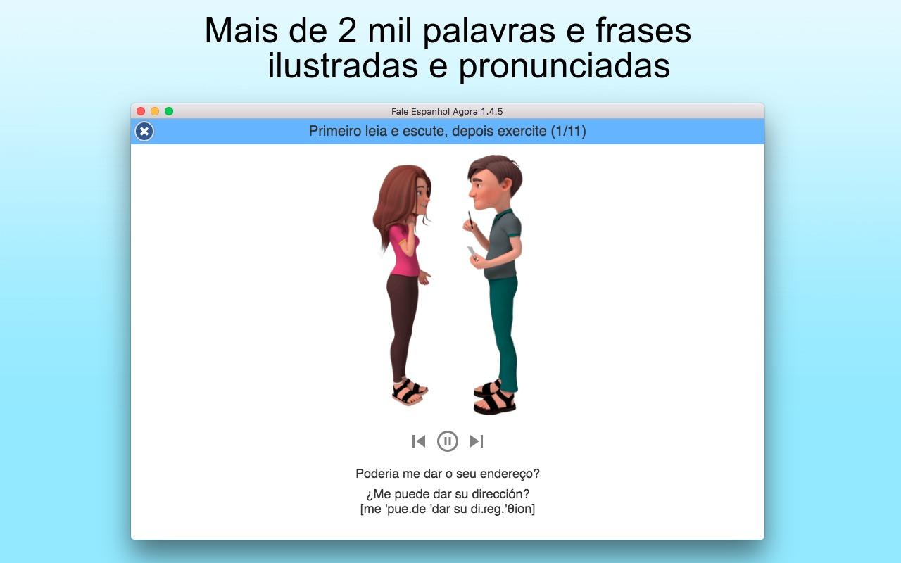 Fale Espanhol Agora